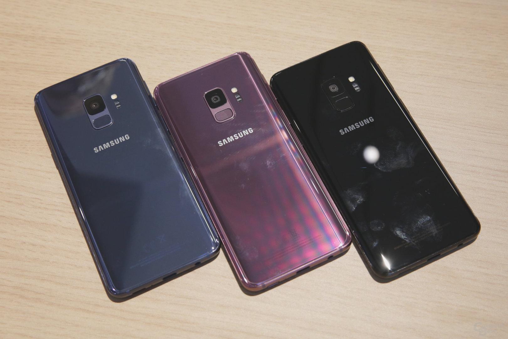 Das neue Samsung Galaxy S9