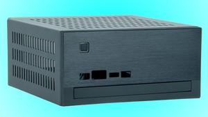 STX-01: Das erste Mini-STX-Gehäuse von Chieftec wiegt nur 800 g