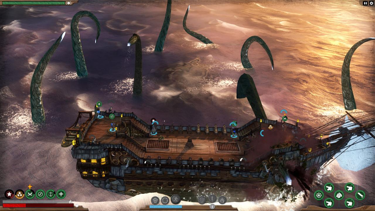 Abandon Ship: Roguelike-Mix aus FTL und Sunless Sea startet auf Steam
