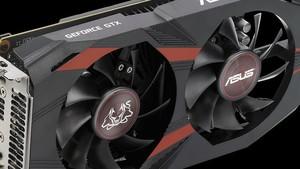 Asus: GeForce GTX 1050 Cerberus hält 144 Stunden Zocken aus