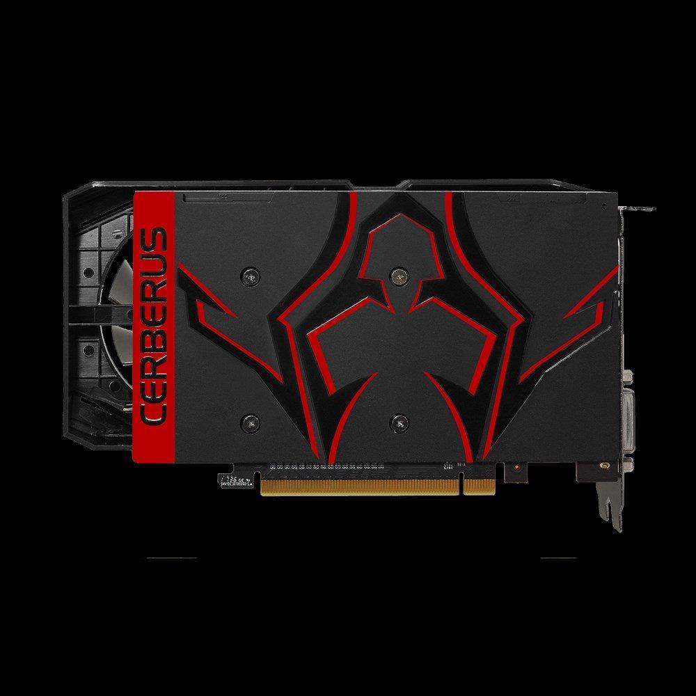 Asus GeForce GTX 1050 Cerberus
