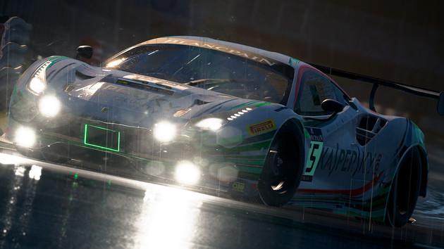 Assetto Corsa Competizione: Neue Rennsimulation mit Unreal Engine 4 und Regen