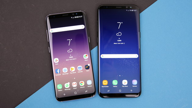 Android 8.0 für das Galaxy S8: Samsung verteilt fehlerfreies Update in Deutschland