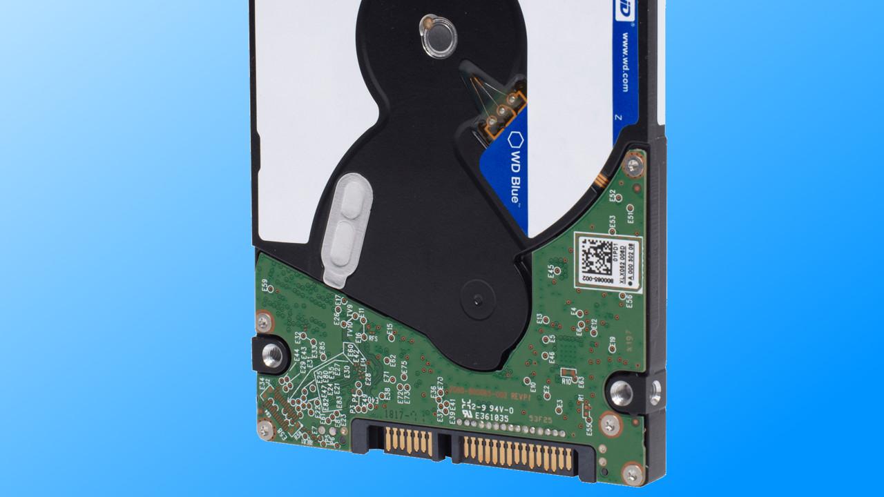 WD20SPZX: Eine 7 mm flache HDD mit 2 TB gibt es jetzt auch von WD