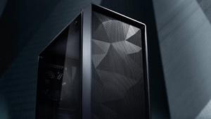 Meshify C  (Light TG): Midi-Tower mit zwei neuen Seitenteilen erhältlich