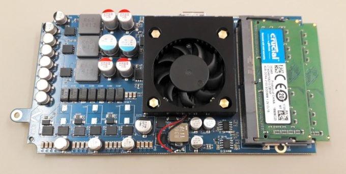 Smach Z mit klassischer Embedded-Platine