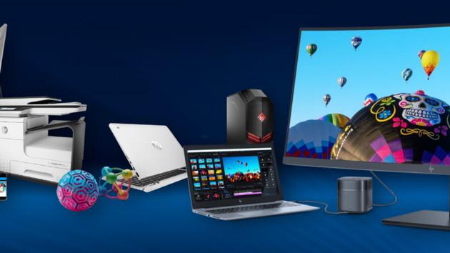 Quartalszahlen: HP macht 17 Prozent mehr Umsatz mit dem Desktop-PC
