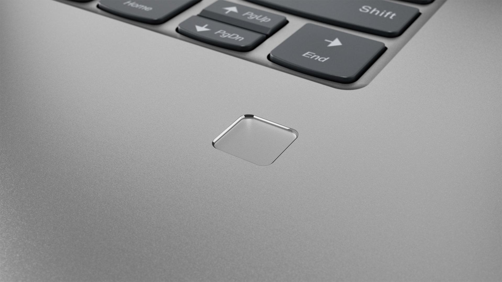 Fingerabdrucksensor für Windows Hello