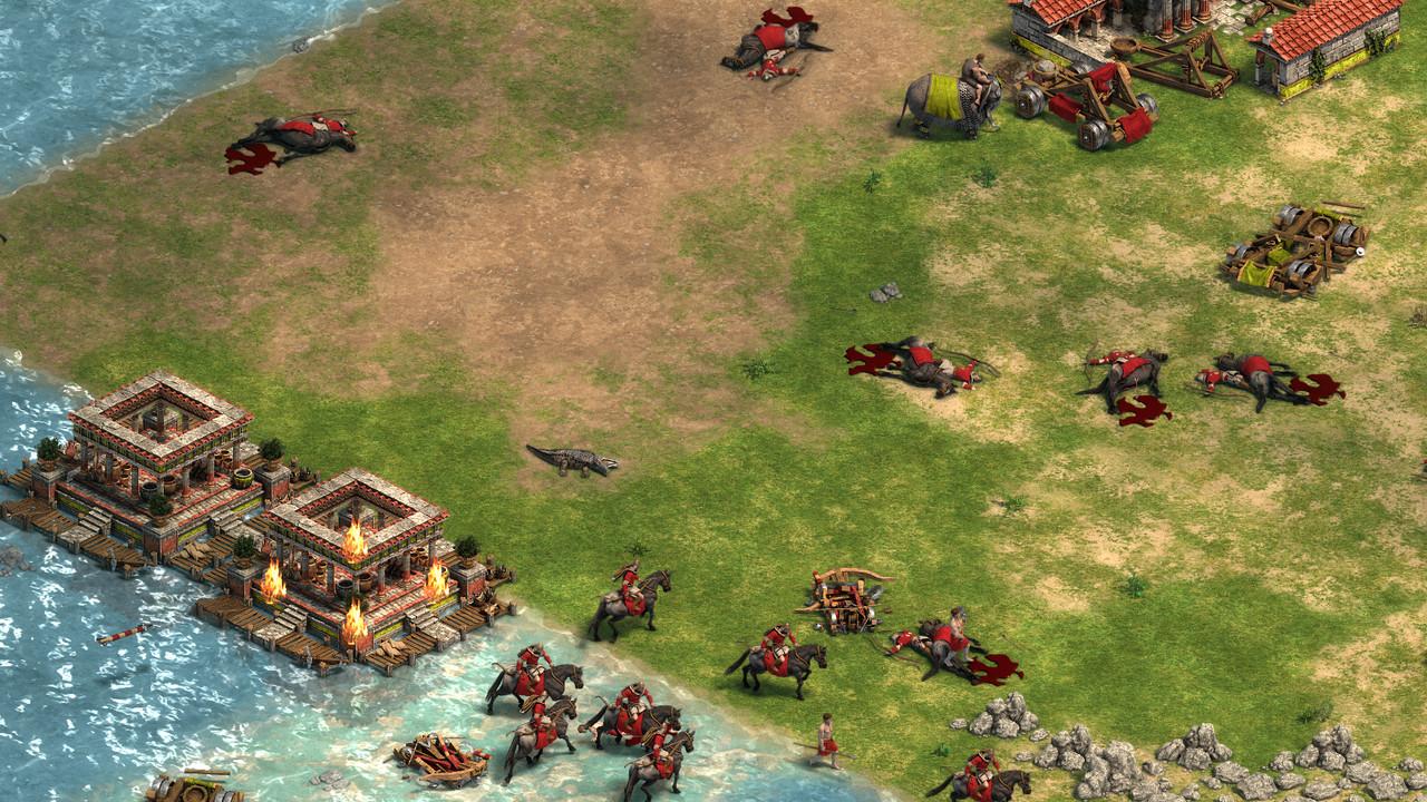 Wochenrückblick: Age of Empires geht von der Steinzeit in die Moderne