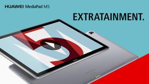 Huawei MediaPad M5: Tablets mit hochauflösenden Displays & Business-Zubehör