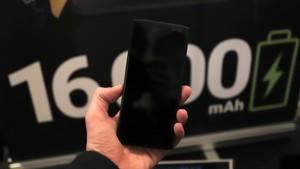 Energizer Power Max P16K Pro: Smartphones mit 16.000 mAh im 15 mm dicken Gehäuse