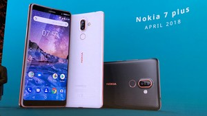 Android One und Go: Nokia 8 Sirocco, 7 Plus, 6 und 1 mit purem OS