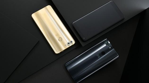 ZTE Blade V9: Mittelklasse-Smartphone mit Dual-Kamera