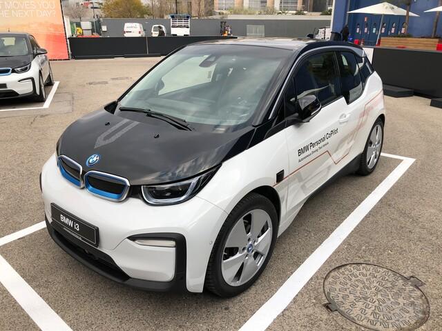 BMW i3 Studie mit Personal CoPilot