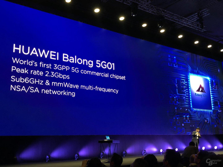 HiSilicon Balong 5G01