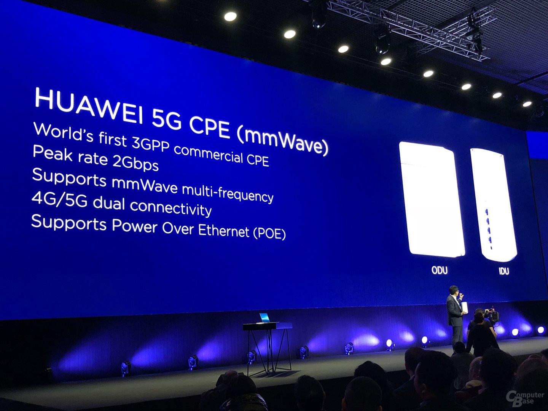 5G CPE für mmWave