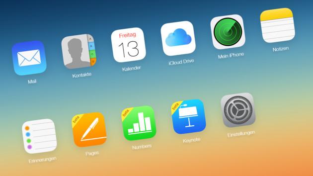 Apple iCloud - Daten werden nun auf Google-Servern gespeichert