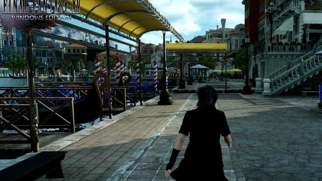 Final Fantasy XV: Spielbare Demo auf Steam und Origin mit 19 GB Download