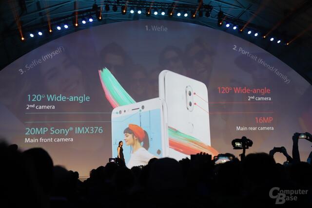 Das Asus Zenfone 5 Lite