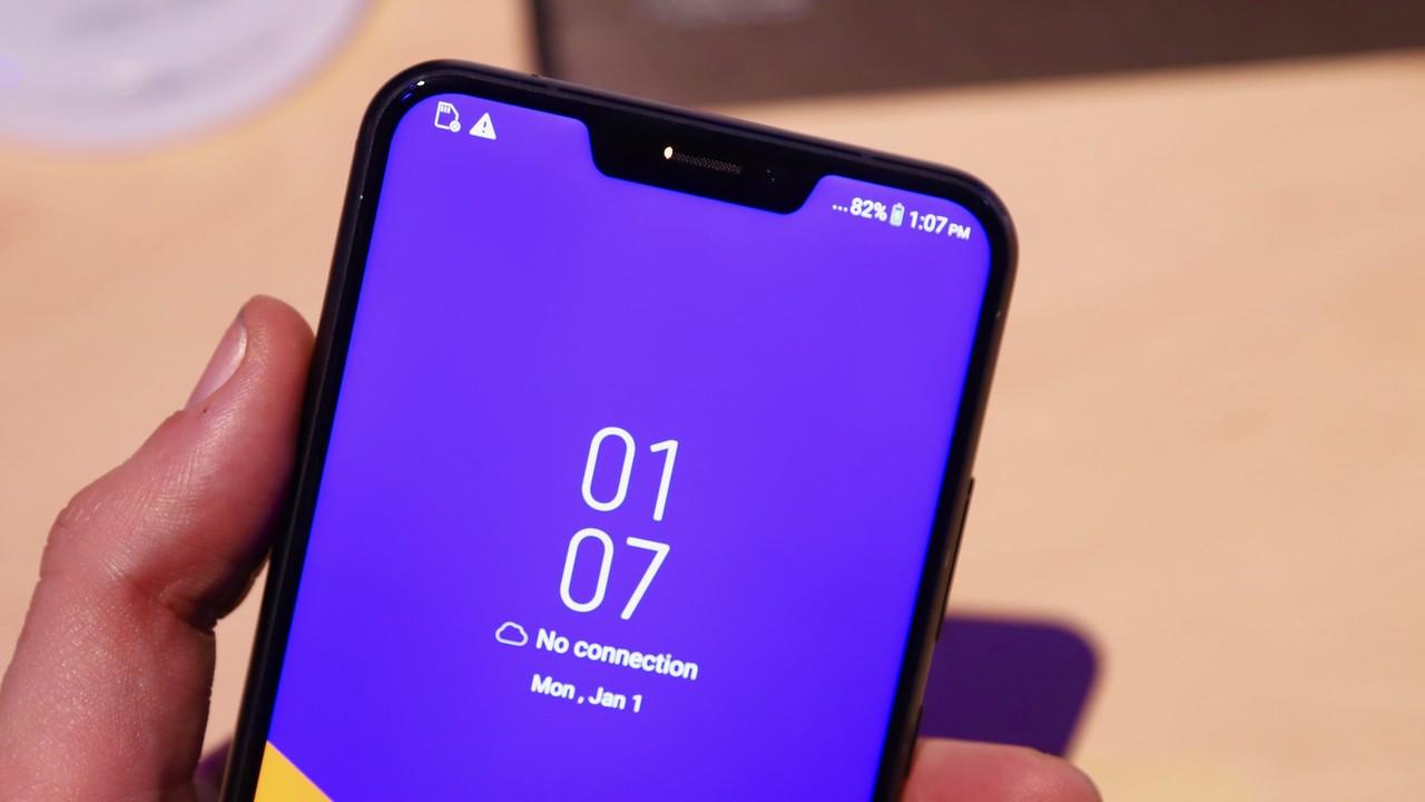 Asus Zenfone 5Z, 5 & 5 Lite: Snapdragon 845 & 256 GB im iPhone-X-Gewand für 599 Euro