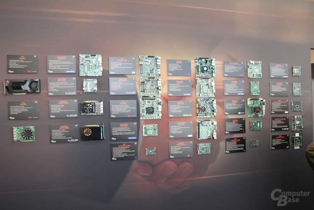 Embedded-Produkte von AMD zur Embedded World 2018
