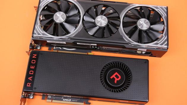 Grafikchips: AMD gewinnt auch durch Mining Marktanteile