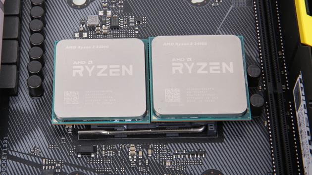 Prozessorpreise: Auch AMD Ryzen stabilisiert sich auf niedrigem Niveau