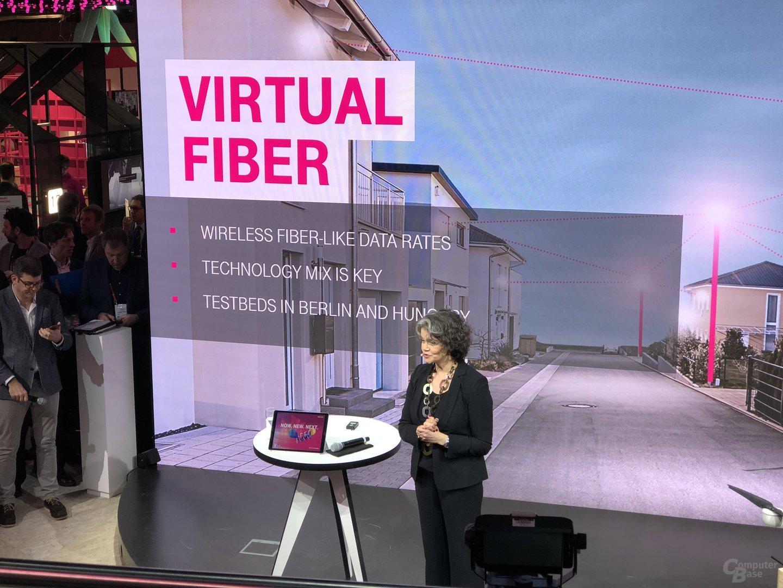 5G als Virtual Fiber für die letzte Meile