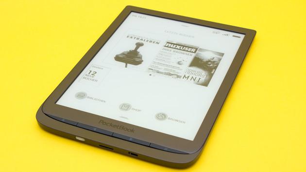 PocketBook InkPad 3: Firmware-Update behebt zahlreiche Fehler