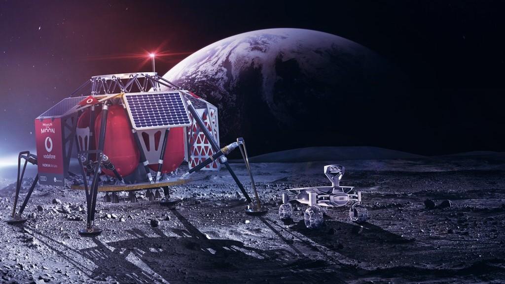 Mission to the Moon: Der Mond bekommt ein LTE-Netz für HD-Streams