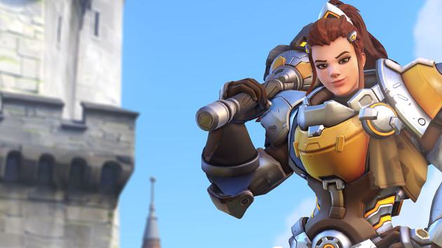 Overwatch: Neue Heldin Brigitte als Hybrid-Charakter freigegeben