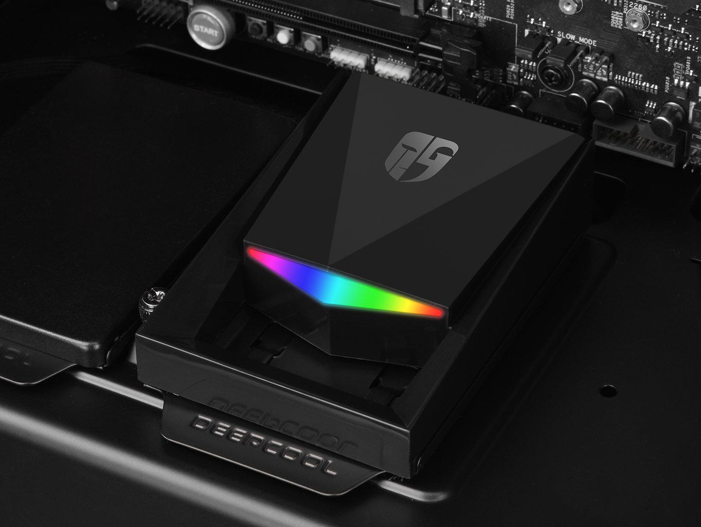 Deepcool MF120: Lüftersteuerung mit WLAN