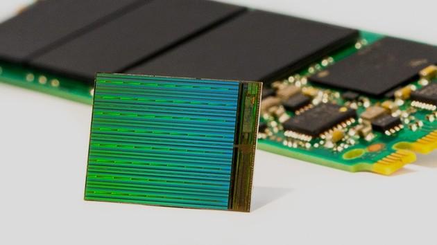Neue Partnerschaften: Intel soll Tsinghuas Storage-Sparte mit NAND versorgen