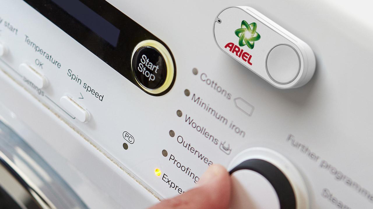 Amazon Dash: Bestellung auf Knopfdruck ist rechtswidrig