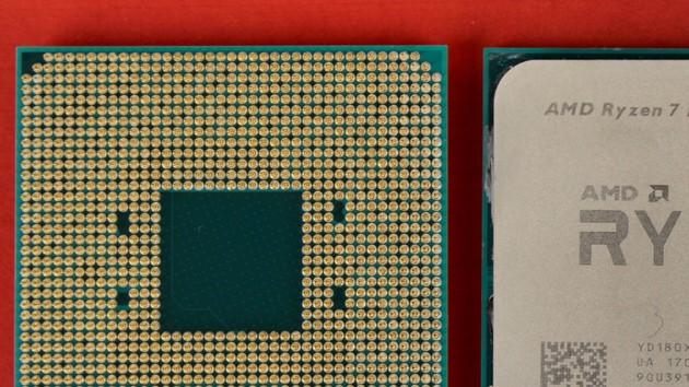 Prozessorgerüchte: Ryzen 7 2700X bietet 300 MHz mehr Takt als der 1700X
