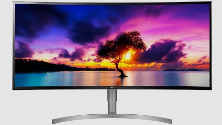 38WK95C: LGs zweiter Monitor mit 3.840 × 1.600 in 24:10