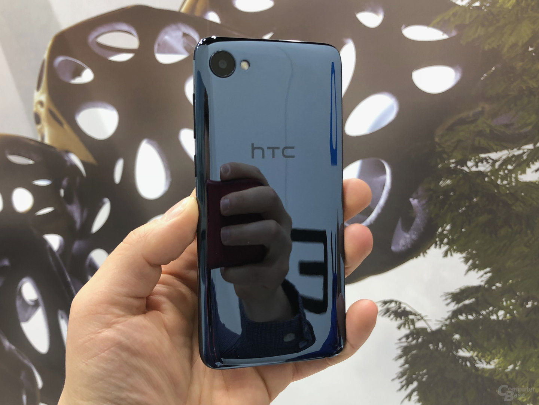 HTC Desire 12 ohne Fingerabdrucksensor