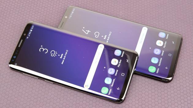 Galaxy S9 und S9+ im Test: Samsung macht das Galaxy S8 noch besser