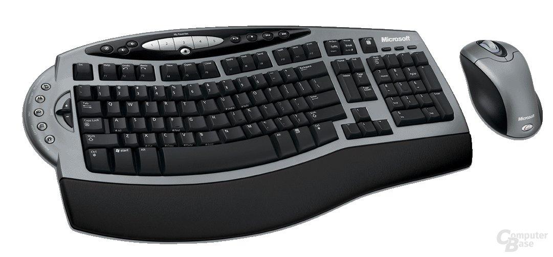 Microsoft Wireless Optical Desktop 3.0 Comfort Edition