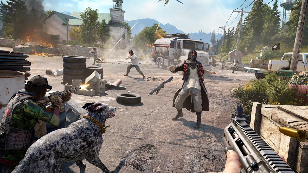 Mikrotransaktionen: Far Cry 5 bietet Echtgeld-Käufe, aber keine Beuteboxen an