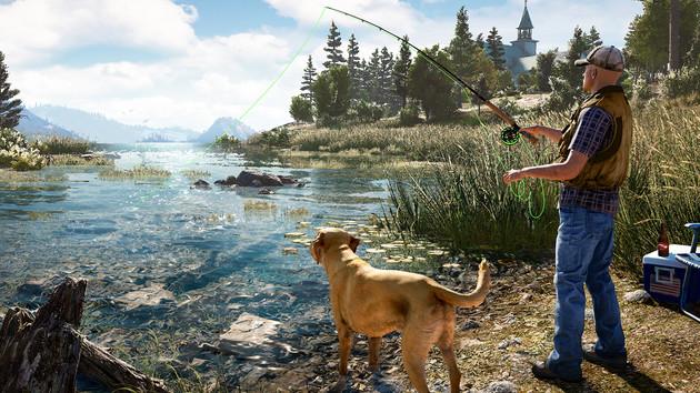 Far Cry 5: Die PC-Version bietet ein umfangreiches Grafikmenü