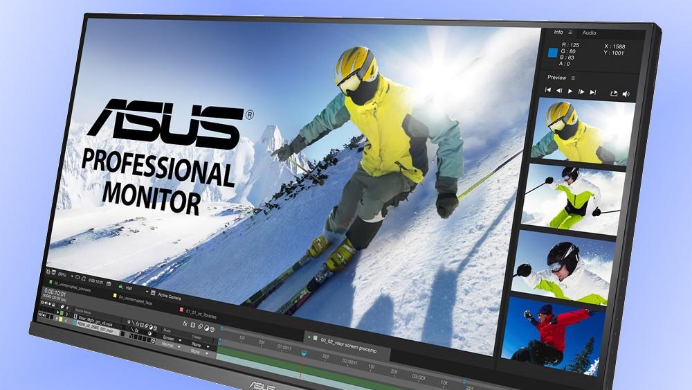 Asus ProArt PA32UC: Profi-UHD-Monitor mit HDR und TB3 für über 2.000 Euro