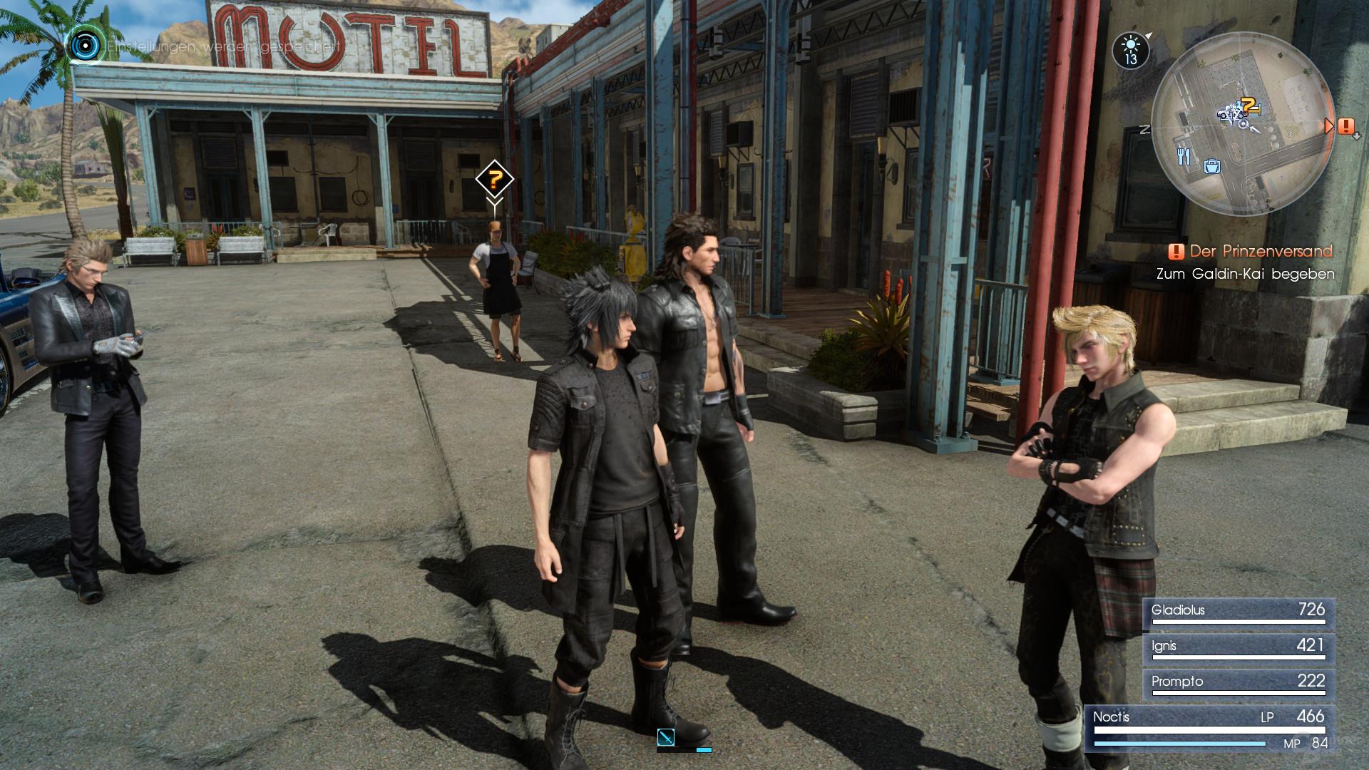 GameWorks – ShadowLibs deaktiviert