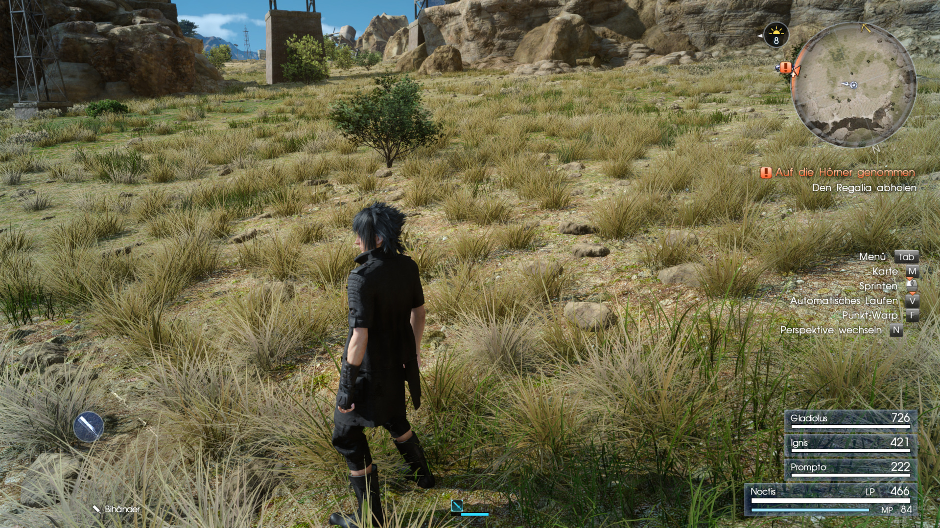 GameWorks – Turf aktiviert