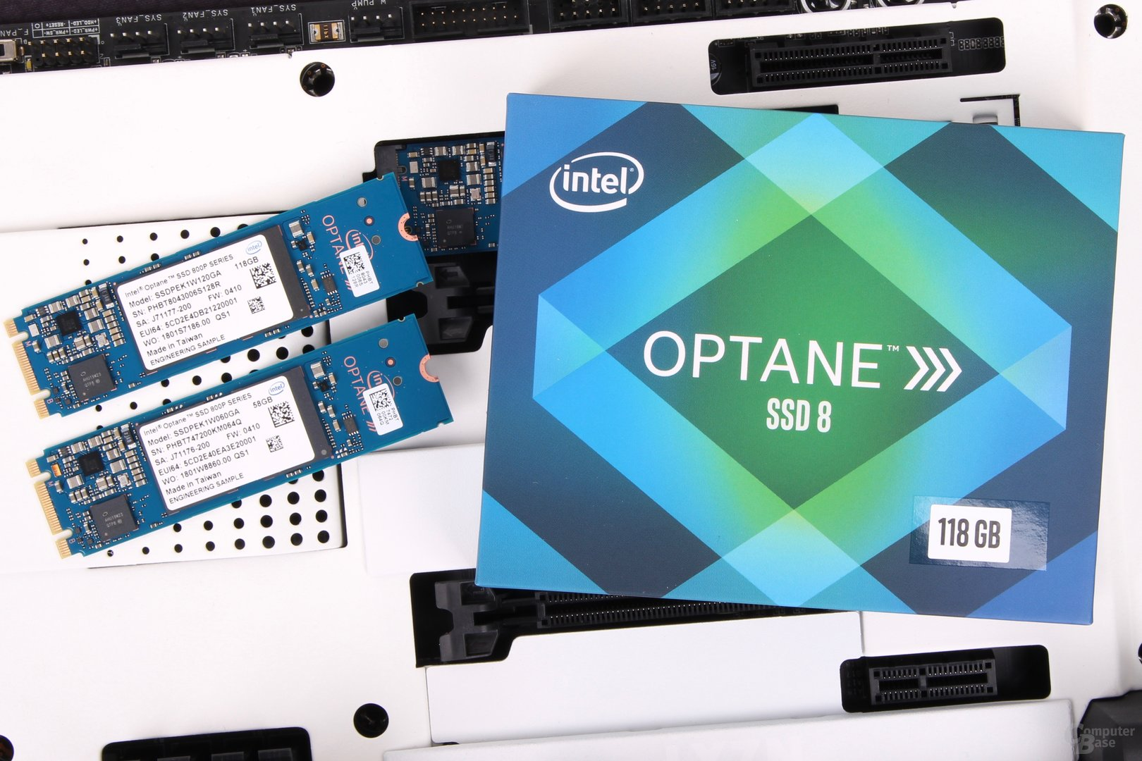 Intel Optane 800P im Test