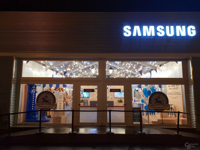 Samsung Galaxy S9/S9+ (f/2.4, ISO 160, 1/50s)