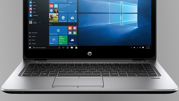 EliteBook 700 G5: Drei neue HP-Notebooks mit AMD Ryzen Mobile