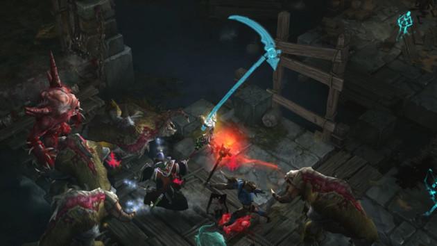 Diablo 3: Portierung auf die Switch in Arbeit