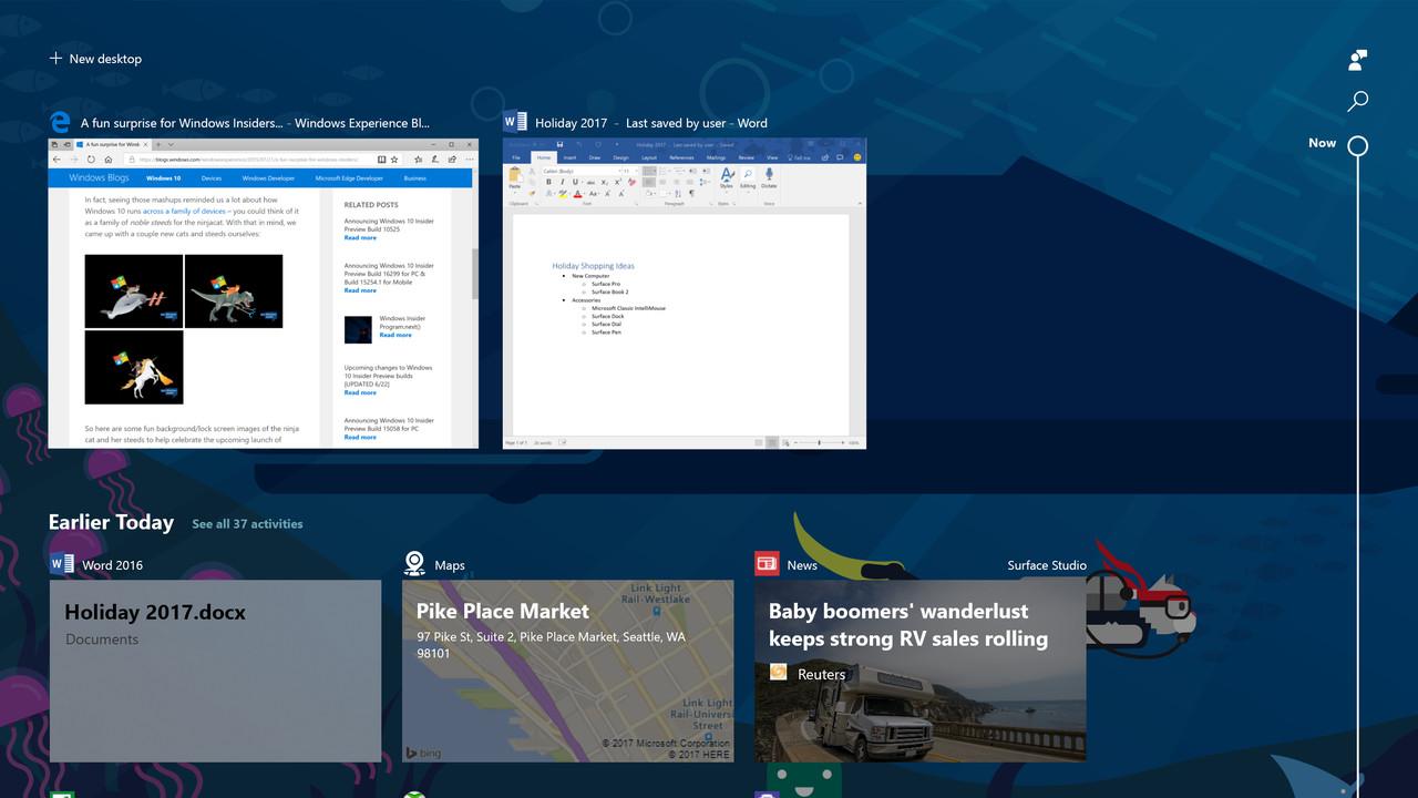 Redstone 4: Windows 10 Build 17115 ohne ein bekanntes Problem