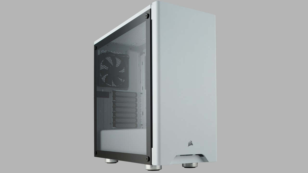Corsair Carbide 275R: Kastiger Midi-Tower mit Acryl oder Glas